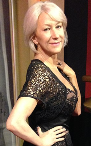 Luke Rauscher: Helen_Mirren_figure_at_Madame_Tussauds_London.jpg (https://creativecommons.org/licenses/by/2.0)]